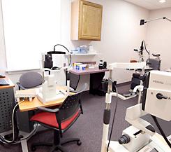 Retina Associates - Doctor's Exam